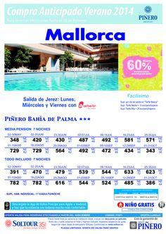 Mallorca, hasta 60% Compra Anticipada Hotel Piñero Bahía de Palma, salidas desde Jerez de la Frontera ultimo minuto - http://zocotours.com/mallorca-hasta-60-compra-anticipada-hotel-pinero-bahia-de-palma-salidas-desde-jerez-de-la-frontera-ultimo-minuto/