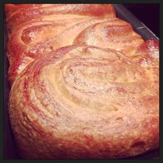 Brioche Feuilletée de Philippe Conticini Bread, Sweet, Desserts, Food, Pastries, Pastry Chef, Sprouts, Kitchens, Recipes