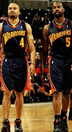 Golden State Basketball, Basketball Teams, Baron Davis, Derek Fisher, 2018 Nba Champions, Nba Players, Golden State Warriors, Guys, Vintage Sport