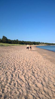 Hankoon, Nikinita spending summer day in a beautiful Finnish city