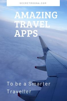 Here are the best travel apps to help you manage your trip the smart way: from managing flights and accommodation to expenses from your smartphone. Best Travel Apps, Solo Travel Tips, Packing Tips For Travel, Travel Deals, Travel Advice, Travel Essentials, Travel Guides, Travel Hacks, Travel Stuff