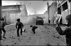 Credit to : Bloody Sunday, Derry, Northern Ireland, by Gilles Peress. Kenya, Northern Ireland Troubles, Irish Republican Army, Eugene Smith, Rare Historical Photos, Williams Street, History Photos, Belfast, See Photo