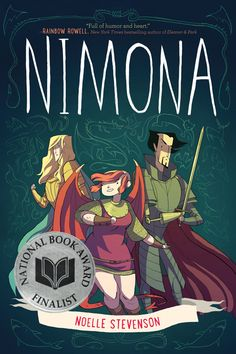 SLJ Top 10 Graphic Novels 2015
