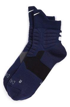 Boy's Nike 'Hyper Elite' Dri-FIT High Quarter Socks