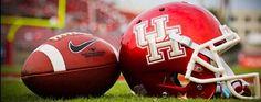University of Houston Cougar Football #GoCoogs  #HappyBdayUH