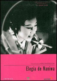 DVD CINE 2132-I - Elegía de Naniwa (1936) Xapón. Dir.: Kenji Mizoguchi. Drama. Cine social.. Sinopse: Ayako é unha moza operadora telefónica prometida ao seu compañeiro Susumu, quen observa impasible o acoso que sofre a moza por parte do seu xefe Asai. Tras enfrontarse ao seu pai, Ayako atópase na rúa sen saber onde acudir. Levada pola desesperación, a moza acepta ser acollida por Asai como amante, enfrontándose á humillación e o rexeitamento da súa familia...