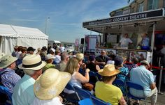 Pommery Dorset Seafood Festival Places To Eat, Panama Hat, Seafood, Sea Food, Panama