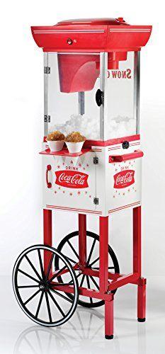 Nostalgia Electrics Coca-Cola Series SCC399COKE Snow Cone Cart Nostalgia Electrics http://www.amazon.com/dp/B00PLRP6CY/ref=cm_sw_r_pi_dp_d5WBvb0S2YK62