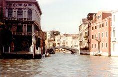 Venice Grand Canal *** photo by Robert Bovington *** blog http://bovingtonbitsandblogs.blogspot.com.es