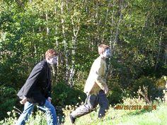 5 km Zombie Trail Run , Waverley, Nova Scotia
