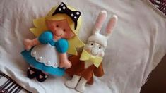 Mother & Daughter Crafts: Template Characters Alice in Wonderland