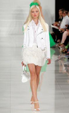 Mercedes-Benz Fashion Week : Spring 2014 RALPH LAUREN