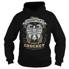 CROCHET CROCHETBIRTHDAY CROCHETYEAR CROCHETHOODIE CROCHETNAME CROCHETHOODIES  TSHIRT FOR YOU