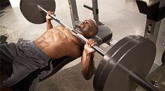 A.F.: Os Melhores Exercícios Para o seu Treino de Peito