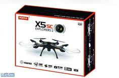 RC Quadrocopter Syma X5SC