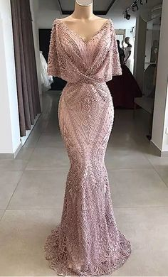 African Dubai Sparkly Beading Evening Dresses With Sleeves Robe De Soiree Aibye Muslim Turkish Elegant Prom Gowns Abendkleider Green Evening Dress, Mermaid Evening Dresses, Evening Gowns, Evening Party, Formal Dresses For Women, Elegant Dresses, Beautiful Dresses, Short Sleeve Prom Dresses, Dresses With Sleeves