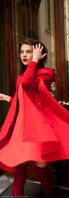 Red Haute | The House of Beccaria~