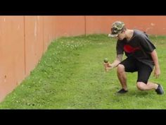 Kendama USA Alex Smith Pro Model Red Maze PRO504