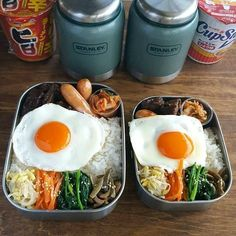 Tasteful Healthy Lunch Ideas with High Nutrition for Beloved Family K Food, Food Porn, Bento Recipes, Healthy Recipes, Bento Ideas, Lunch Ideas, Onigirazu, Food Goals, Cafe Food
