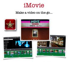 I have updated my guide for iMovie on the iPad. iMovie on the iPad is in many ways a significantly better application than its much larger cousin on the Apple Mac. Teaching Technology, Technology Integration, Computer Technology, Digital Technology, Educational Technology, Instructional Technology, Ipad Mini, 21st Century Learning, Digital Literacy