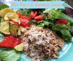 Farro Salad Grabbinglapels.com