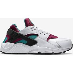 Nike Air Huarache Chaussure pour Femme (157,210 KRW) ❤ liked on Polyvore