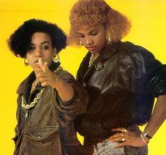 Salt n Pepa #hiphop #pioneers