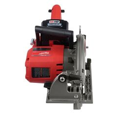 Milwaukee M18 FUEL 18-Volt 7-1/4 in. Lithium-Ion Cordless Rear Handle Circular Saw Kit with 12.0 Ah Battery and Rapid Charger-2830-21HD - The Home Depot Led Work Light, Work Lights, Worm Drive, Saw Tool, Cordless Circular Saw, Milwaukee M18, Cordless Tools, Increase Productivity