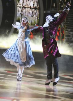 See the Amazing Costumes from Dancing With the Stars' Disney Night | Disney Style | Celebrity