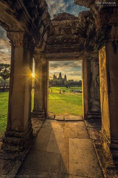 BREATHTAKING AMAZING OF ANGKOR WAT TEMPLE BY PHOTOGRAPHER TIM