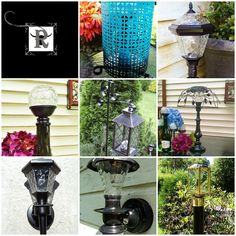 Redo It Yourself Inspirations : Cut the Cord: Solar Lighting Part 2
