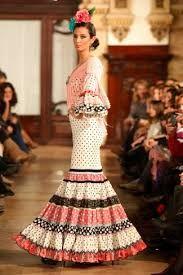 Resultado de imagen de trajes de flamenca pol nuñez