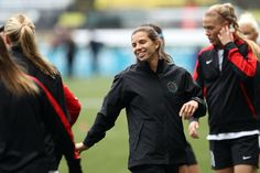 It's impossible to not love her Portland Thorns, Orlando Pride, Tobin Heath, Christening, Role Models, Liverpool, My Idol, Love Her, Rain Jacket