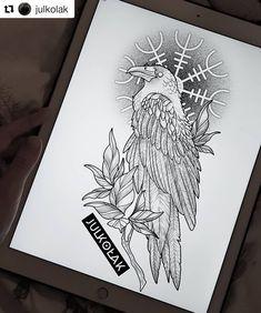 No hay ninguna descripción de la foto disponible. Tatto Viking, Norse Tattoo, Viking Art, Celtic Tattoos, Viking Tattoos, Tattoo Maori, Thai Tattoo, Armor Tattoo, Warrior Tattoos