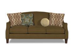 Craftmaster Living Room Sofa 728650   LA Waters Furniture   Statesboro, GA