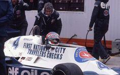 Patrick Depailler (Canada 1978) by F1-history.deviantart.com on @deviantART