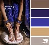 royal blue color scheme for living rooms - Bing images