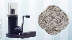 Mit Prym dreh' ich an der Kurbel und nicht am Rad! Kind Mode, Knit Crochet, Knitting, Crafts, French, Stitch, Christmas, Spool Knitting, Tutorials