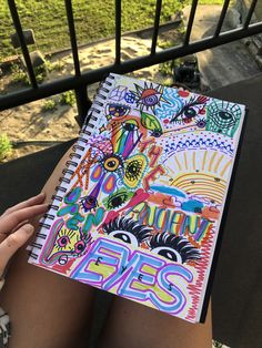 Psychedelic Drawings, Trippy Drawings, Cool Drawings, Aesthetic Painting, Aesthetic Art, Art Journal Inspiration, Art Inspo, Trippy Painting, Stoner Art