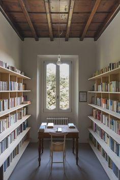 La Casa di Andrea,© Simone Bossi Workspace + library