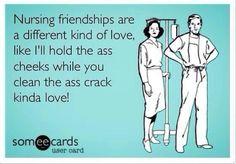 nursing school friendships