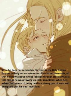 No . . . You can't do this to me ------------------------------------------------------------- Poor HRE/Germany..... Cant remember is papa...... I remember my maman, Gaul...