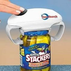 Automatic Jar Opener One Touch Can Opener Kitchen Tool