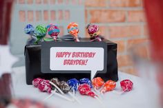 Super Hero Party by Kari Elizabeth Photography on Love The Day