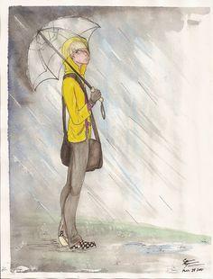 Alex+Umbrella+Watercolors by ~Tonks-92 on deviantART