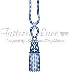 Tattered Lace Dies - Tassel