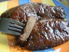 Come to cook: Συκωτι μοσχου με ριγανη και ρετσινα Steak, Pork, Kale Stir Fry, Steaks, Pork Chops