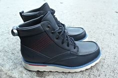 Nike – Kingman Leather Textile