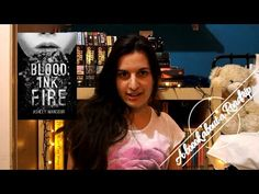Blood, Ink and Fire // Short Book Discussion - Popsugar Challenge 2016 #...