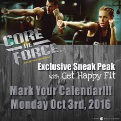 OMG I cannot wait till Monday I get a sneak peek!!!! Check out the newest program starting in a month!! Core De Force is the explosive mixed martial arts-inspired total body workout designed to blast fat and carves your waist in just 30 days (with no equipment) brought to you by our newest Super Trainers Joel Freeman and Jericho McMatthews. The fitness and nutrition program features MMA moves and techniques from Muay Thai kickboxing and boxing that work your core from every angle…